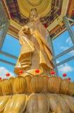 Guan yin statue Stock Images