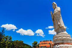 Guan Yin statue Royalty Free Stock Images
