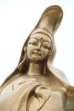 Guan yin statue at Macau Royalty Free Stock Photo