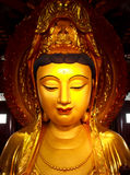 Guan Yin Statue wonderful Stock Photography