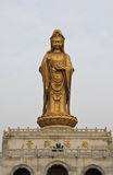 Guan Yin Statue wonderful Stock Image