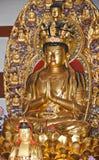Guan Yin Statue wonderful Royalty Free Stock Image