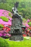 Guan Yin Statue in Wowoojongsa temple ,South Korea Stock Photography