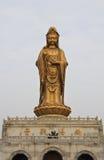 Guan Yin Statue wundervoll stockbild