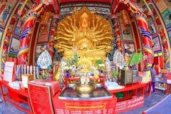 Guan Yin, Tailândia imagens de stock