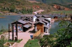 Guan Yin Xia, China: Naxi Water Village Royalty Free Stock Photos