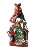 Guan Yu fotografia stock libera da diritti