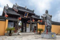 Guan Yu Stock Fotografie