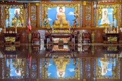 Guan Yu, Buddha, Guan Yin Stock Photography