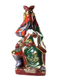 Guan yu Royalty Free Stock Photo