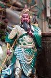 Guan Yu statua, Hong Kong Zdjęcia Royalty Free