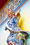 Guan Yu Royalty Free Stock Photography