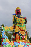 Guan Yu Stock Photography