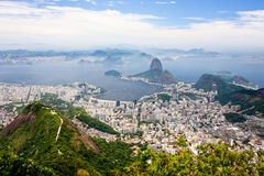 Guanabara Bay Royalty Free Stock Photography