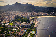 Guanabara Bay Royalty Free Stock Photos