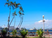 Guanabara Bay, Rio de Janeiro, Brazil Royalty Free Stock Photo