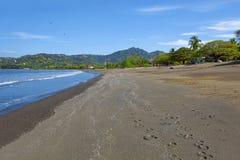 guanacaste пляжа стоковые изображения