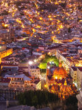 Guanaguato, Messico Fotografia Stock Libera da Diritti