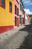 guanajuato街道 免版税库存图片