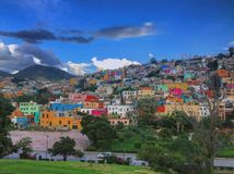 Guanajuato fotografie stock