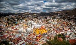 Guanajuato Fotografering för Bildbyråer