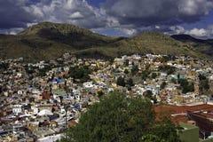 Guanajuato City Panarama Stock Images