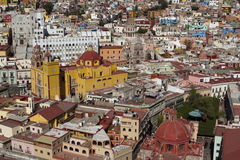 Guanajuato, mexico Royalty Free Stock Image