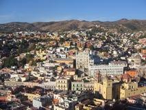 guanajuato mexico Arkivbilder