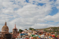 Guanajuato Mexico turism arkivbilder