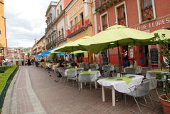 Guanajuato Mexico turism arkivfoton