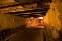/guanajuato nocy tunel ruchu Zdjęcia Stock