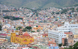 Guanajuato Stadt lizenzfreie stockbilder