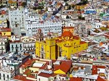 Guanajuato um local do património mundial Foto de Stock Royalty Free
