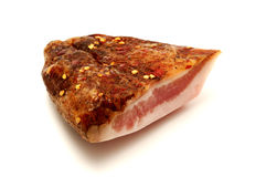 Guanciale Royalty Free Stock Photography