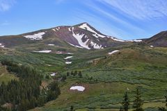 Guanella Pass, Colorado Stock Photo