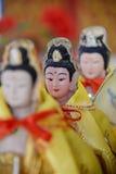 Guang Yin Buddha Stock Photo