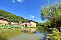 Guangdong countryside, South of China Stock Photo