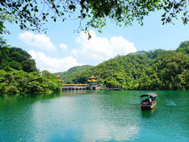 Guangdong Zhaoqing Seven Star Crags Royalty Free Stock Photos