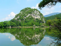 Guangdong Zhaoqing Seven Star Crags Royalty Free Stock Photo