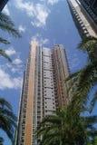 Guangdong Zhongshan, China: City residential buildings Stock Photo