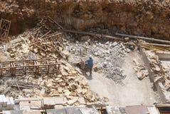 Guangdong Zhongshan, China: construction site Royalty Free Stock Photos