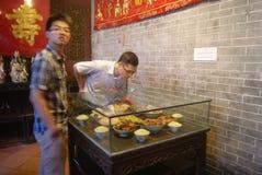 Guangdong Zhongshan, China: MR Sun Zhongshan's former residence Royalty Free Stock Photo