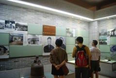 Guangdong Zhongshan, China: Sun Zhongshan Memorial Hall Stock Images