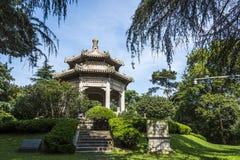 Guanghua Pavilion Stock Photos