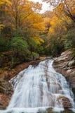 Guangwu-Berg im Herbst Stockbild
