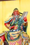 GUANGXI CHINY, Jun, - 28 2015: Guandi świątynia sławny Historyczny S Zdjęcia Royalty Free