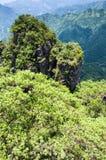 Guangxi Jin Xiu lianhua  mountain Stock Images