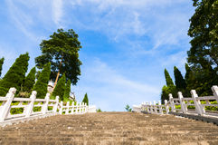Guangxi Jin Xiu scenery Royalty Free Stock Images