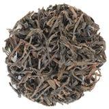 Guangxi Liubao Cha, Heicha, Dark Tea, post-fermented tea. Isolated Royalty Free Stock Images
