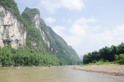 Guangxi, província, China Imagens de Stock